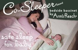 Arm's Reach Co-Sleeper