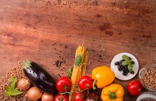 Cutting board food elimination diet allergies