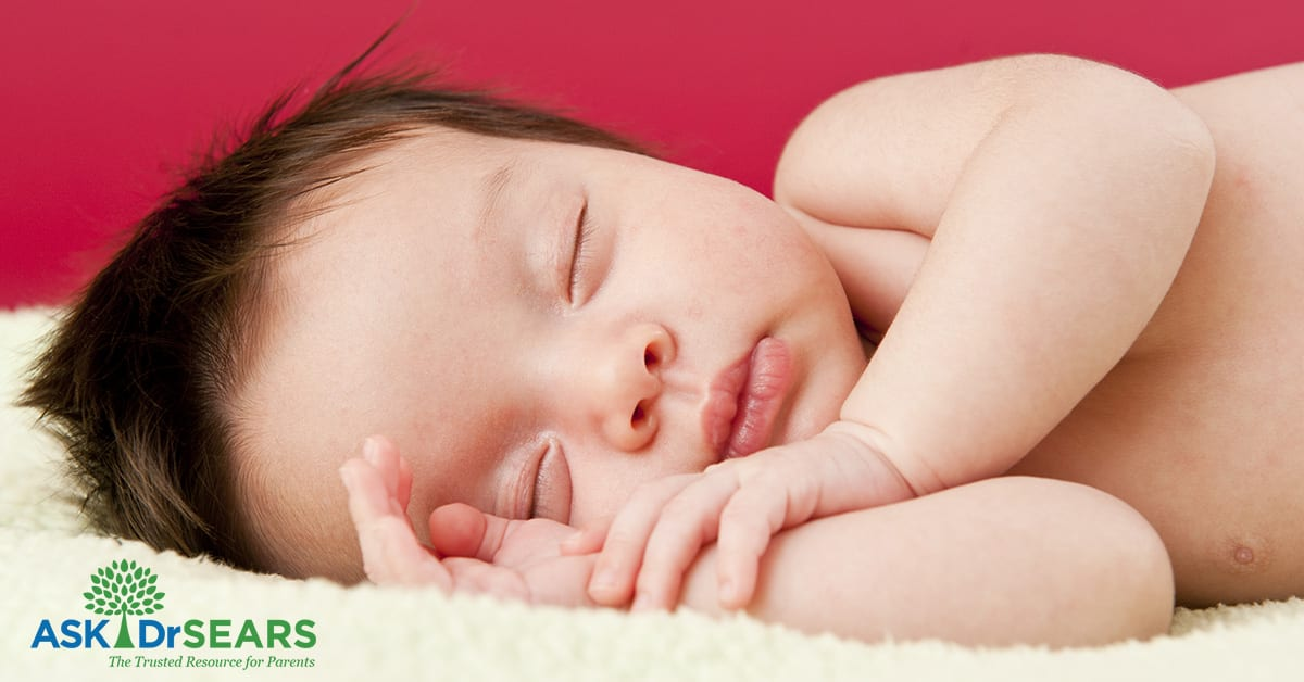 31 Ways to Get Your Baby to Sleep   Ask Dr Sears