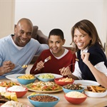 top family foods
