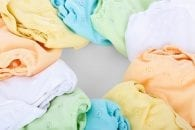 Baby cloth clothing color