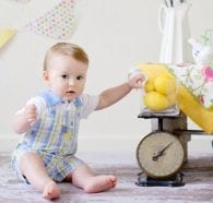 Baby lemons jar pitcher