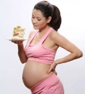 Eating habits during pregnancy