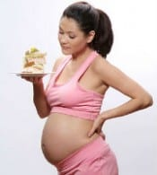 Eating right while pregnant