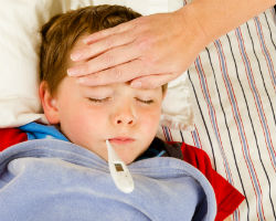 flu-in-children
