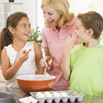 teaching nutrition to your kids