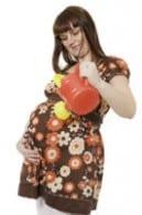 Vegetarian pregnancy