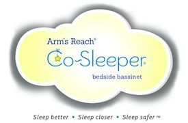 Arms Reach Co-Sleeper