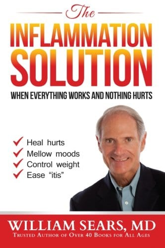 Cover of the book 'The Inflammation Solution: When Everything Works and Nothing Hurts'