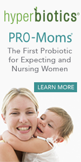 hyperbiotics Pro-Moms probiotics for expecting and nursing women