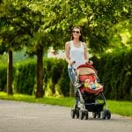 mom-walking-baby-summertime