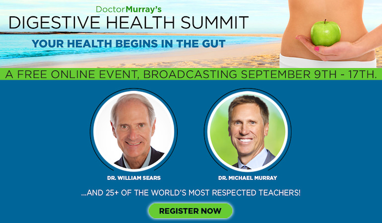 Dr. Murray's Digestive Health Summit