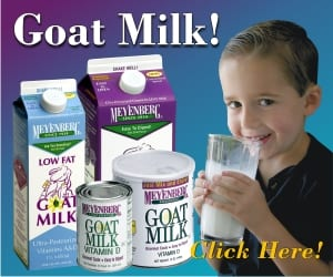 Goat Milk Ask Dr Sears