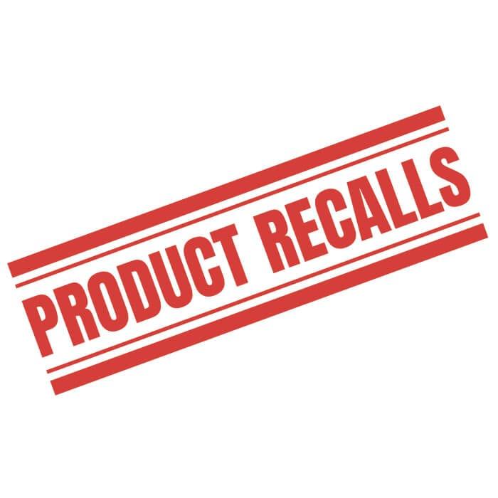Baby Product Recalls
