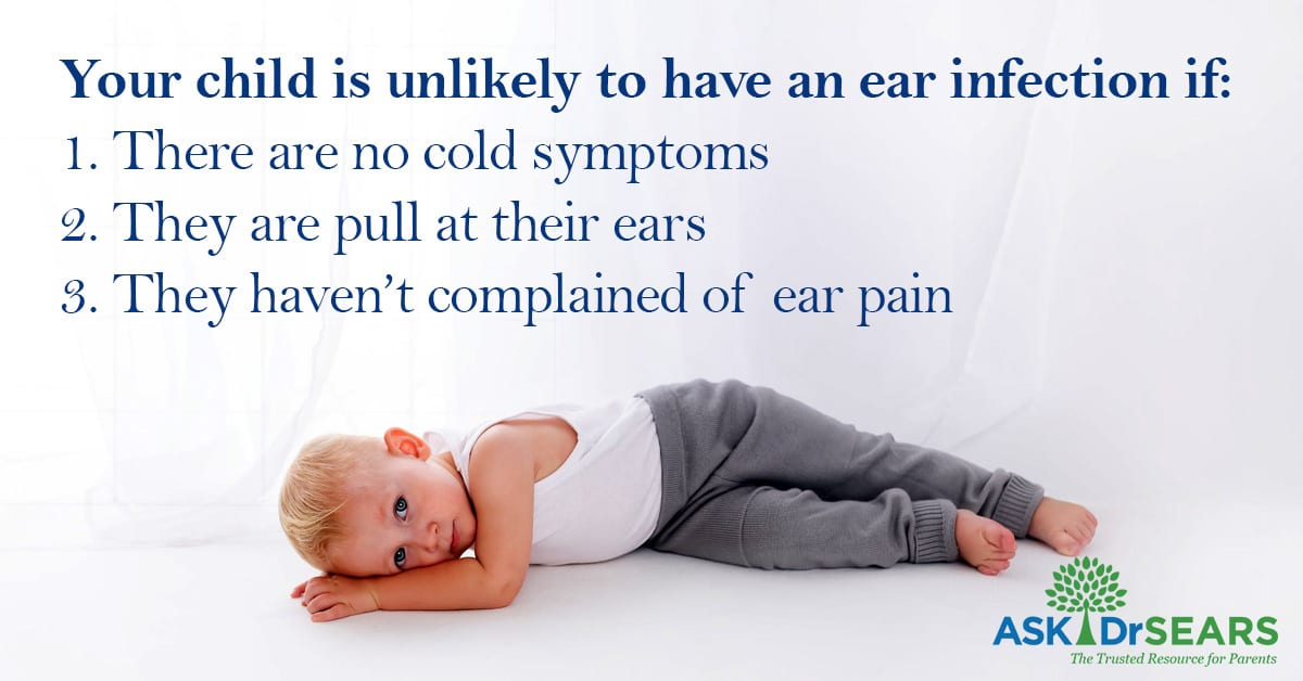 Ear Infections in Children | Ask Dr Sears