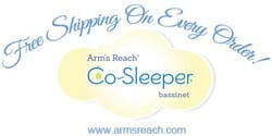 Arm's Reach Concepts – Baby Bassinets and Co-Sleepers