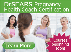 Dr. Sears Pregnancy Health Coach Certification