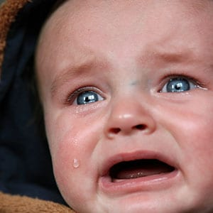 Colicky Baby: Is it food sensitivities or reflux?